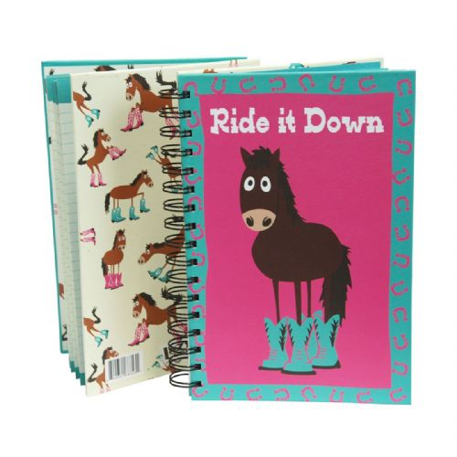 LazyOne 'Ride it Down' Notebook